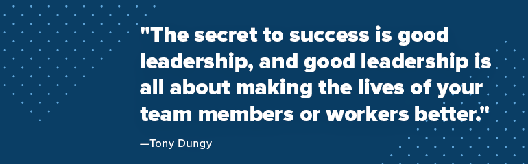 Dungy quote